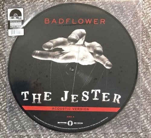 """Badflower<br>The Jester<br>12"""", Picture Disc"""
